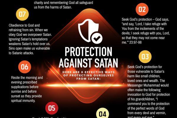 protection against satan